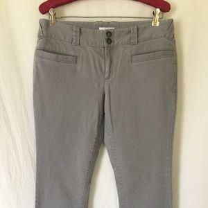 Calvin Klein Riley gray stretch jeans